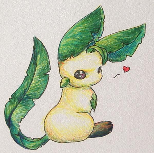 Little Leafeon
