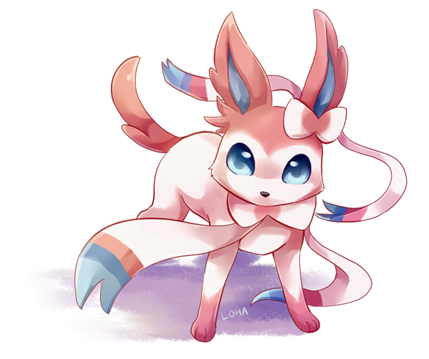 Dog Sylveon